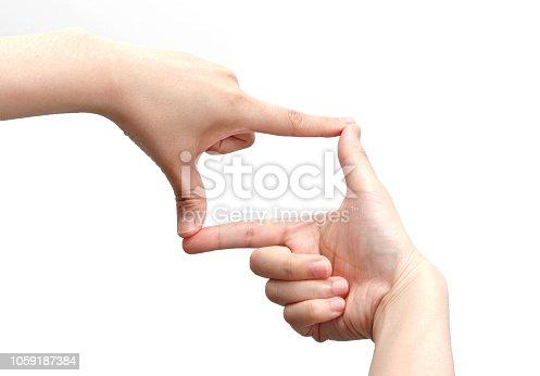 Gesture symbols