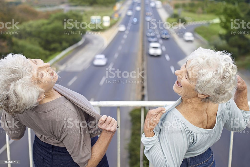 Get a look at this!! stock photo