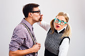 istock Get away from me! 530045639