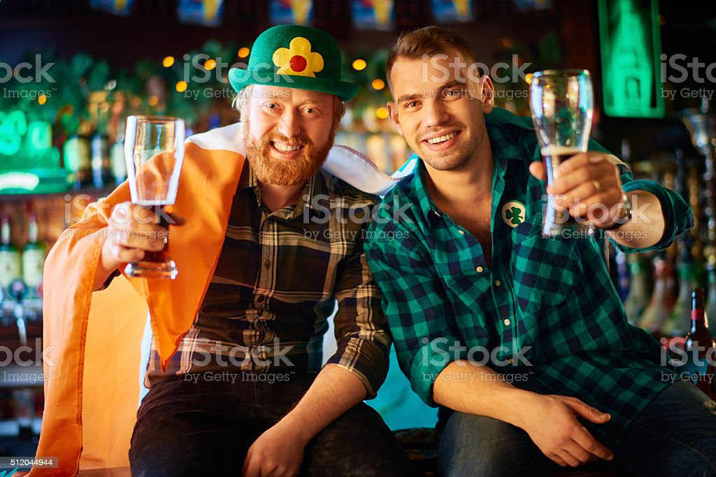Get drunk stock photo
