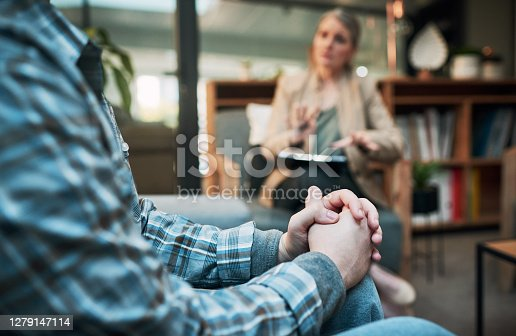 istock Get hands on in getting mentally fit again 1279147114