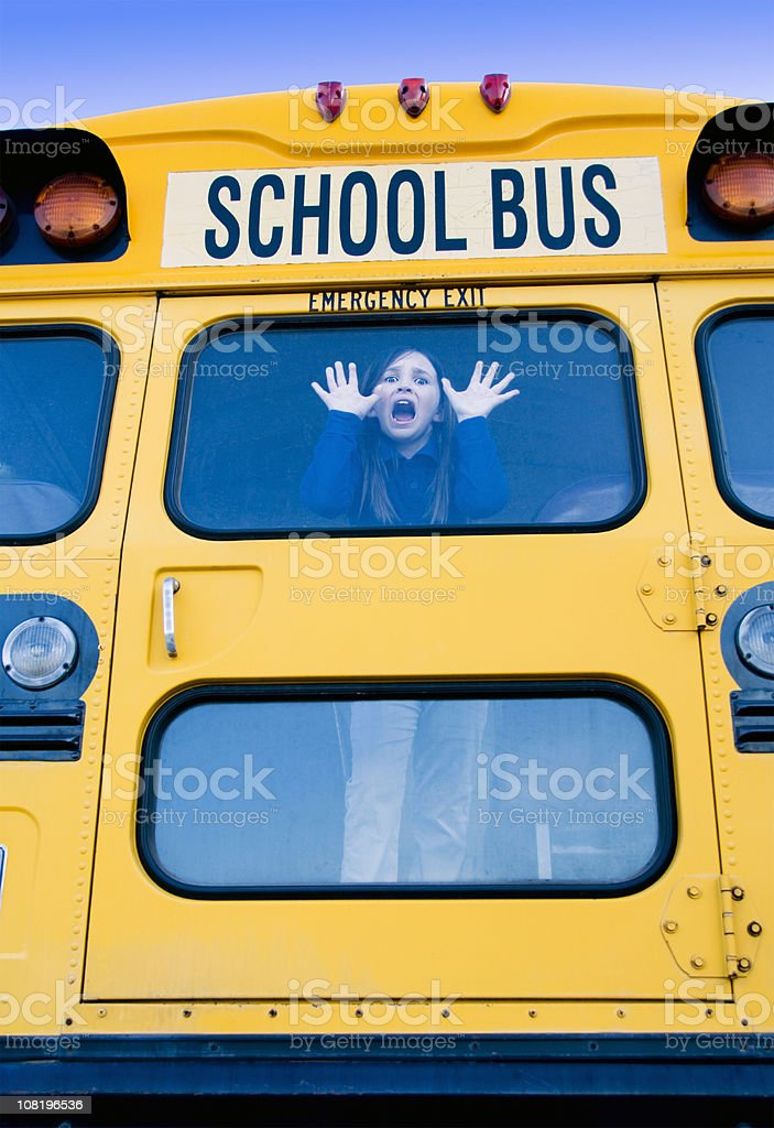 Get me out of here!!! royalty-free stock photo