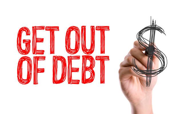 Schuldenfrei zu werden  – Foto