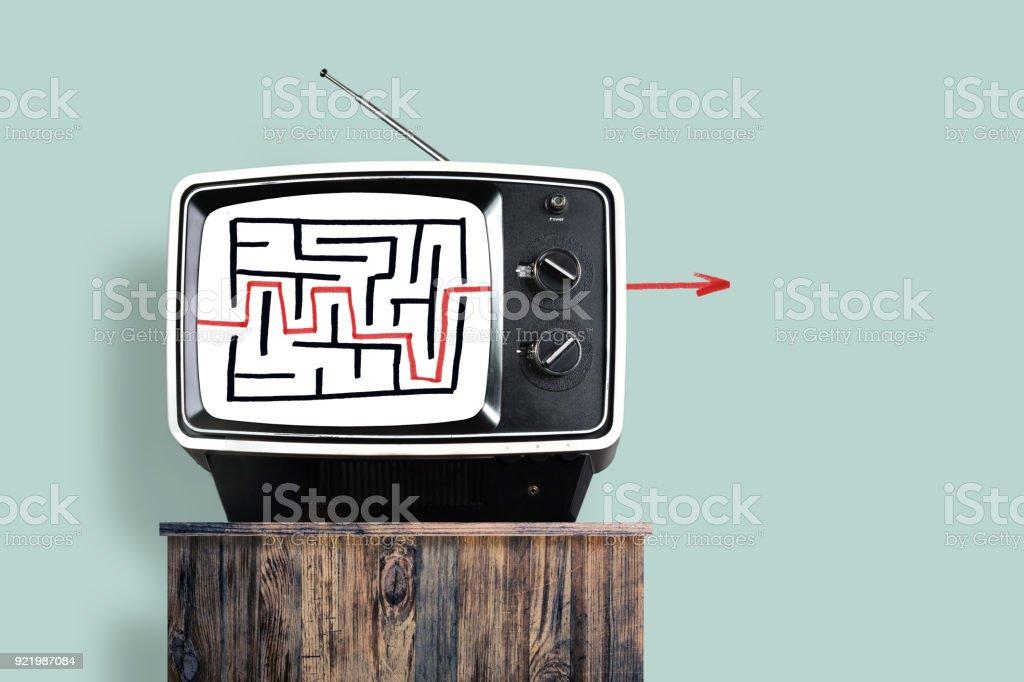 Raus aus der tv-propaganda – Foto