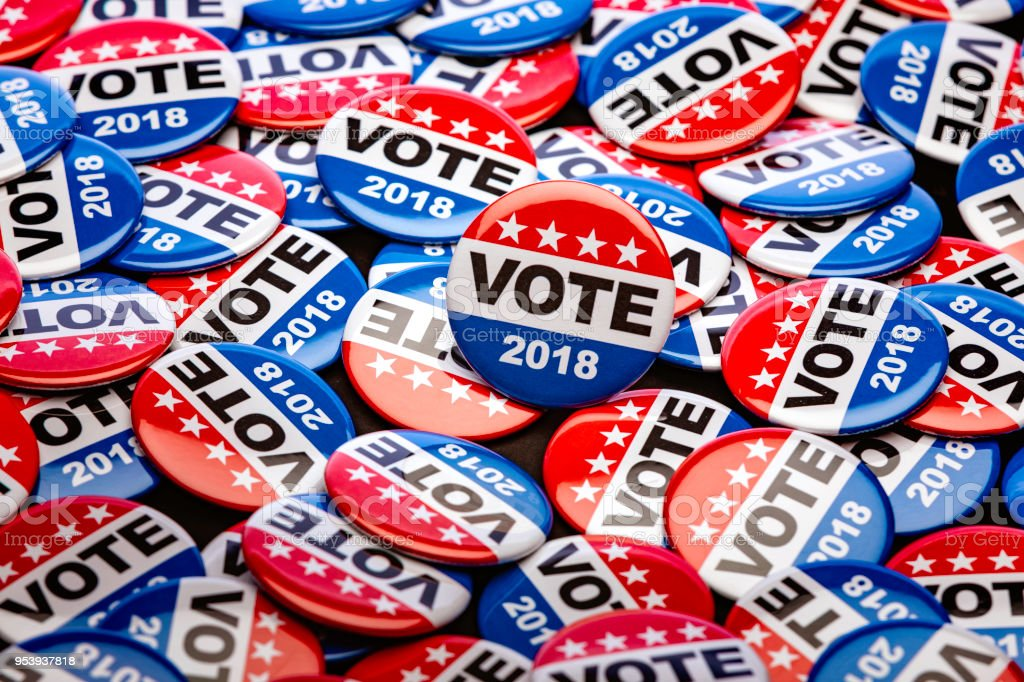 Get Out the Vote royalty-free stock photo