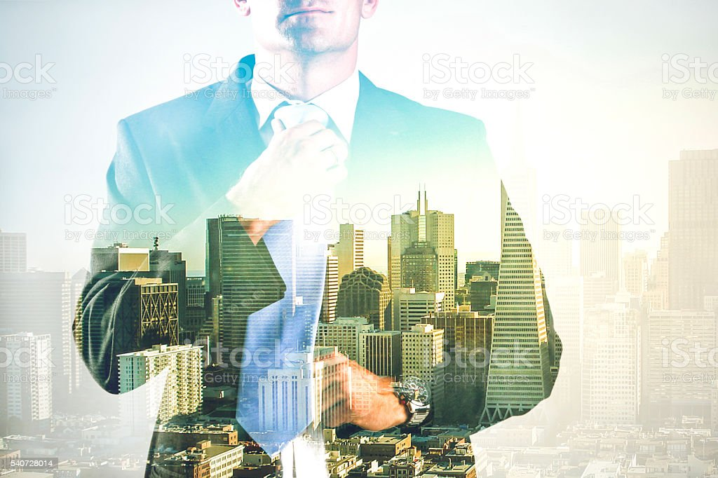 Get ready for business stock photo