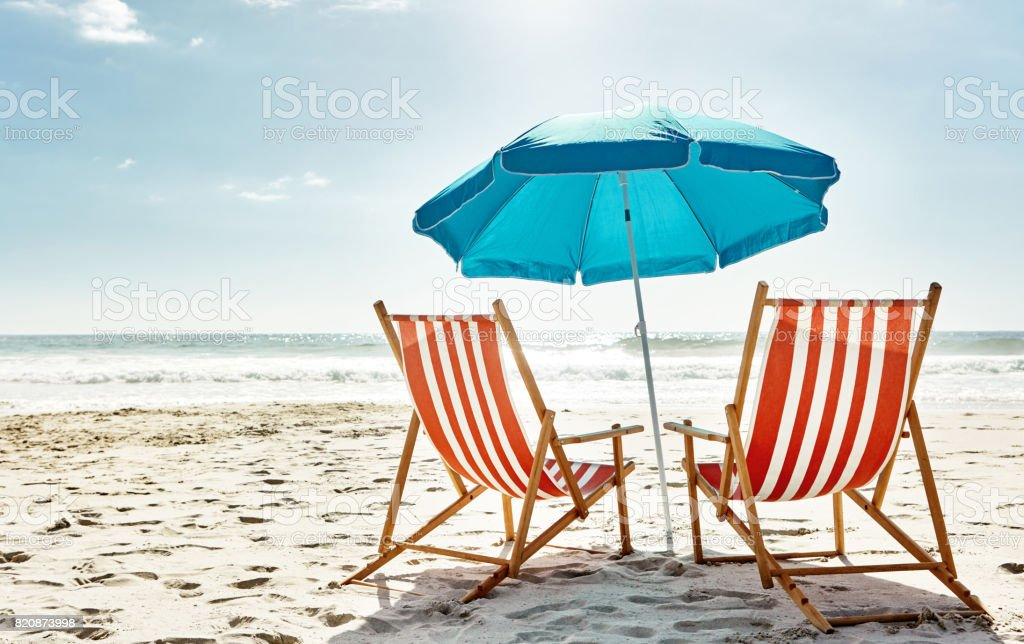 Get some summer in your life stock photo