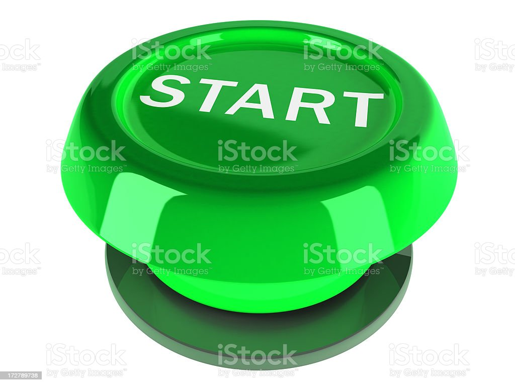 Get things started (XXL) royalty-free stock photo
