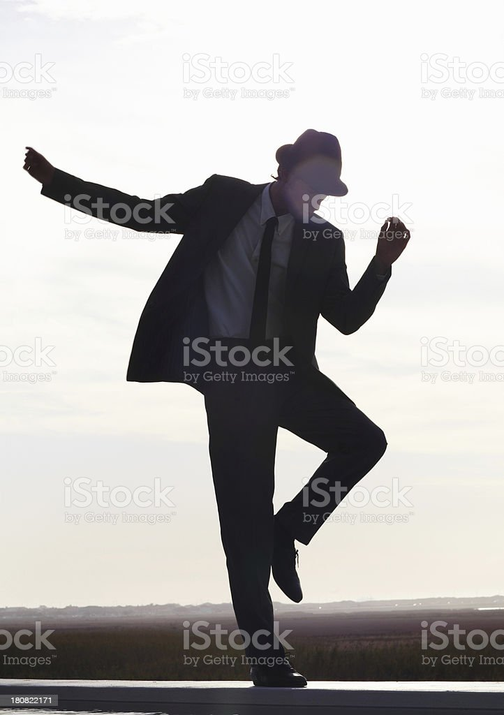 Get up and go! stock photo