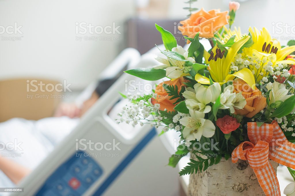 Get Well Soon Flowers Stock Photo & More Pictures of 2015 | iStock
