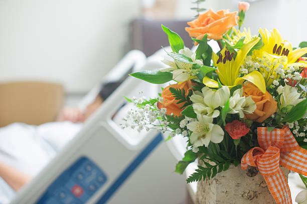 Prompt rétablissement des fleurs - Photo