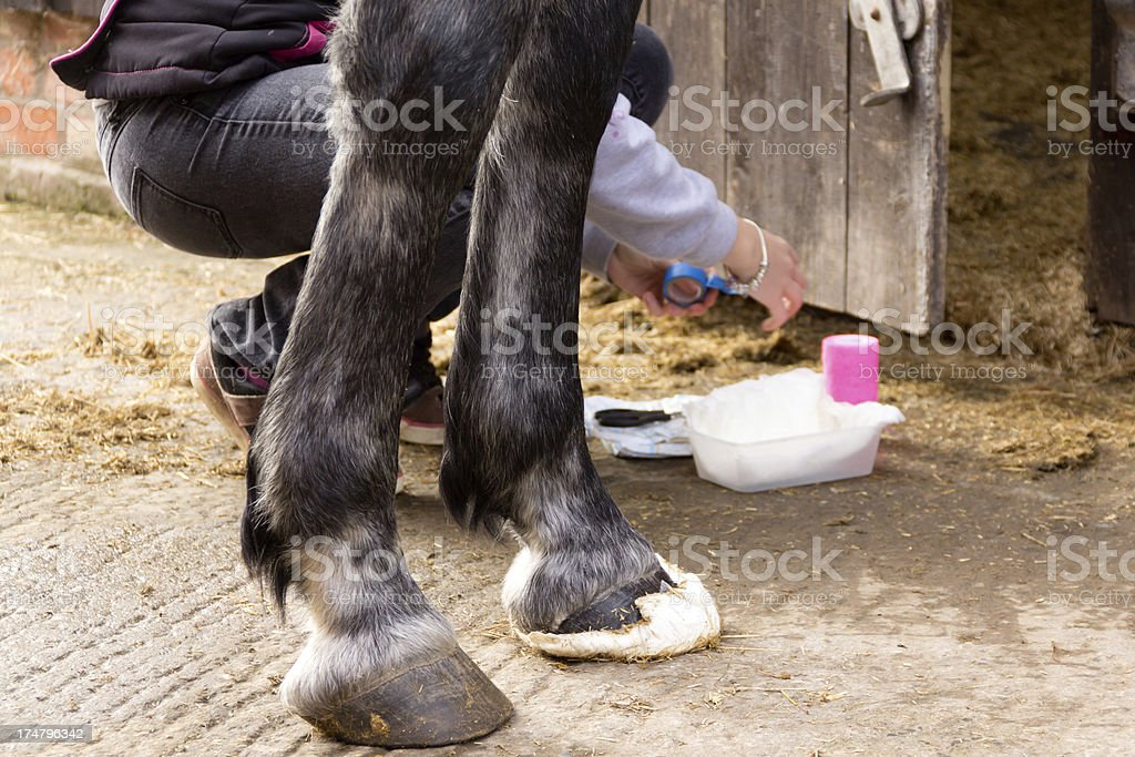 Get well soon. stock photo