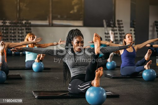 istock Get Your Body In Balance 1195045259