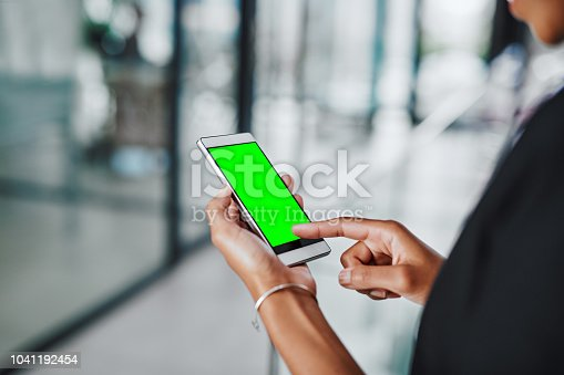 istock Get your message across instantly 1041192454