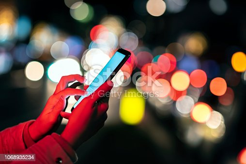 istock Get your message across with smart technology 1068935234