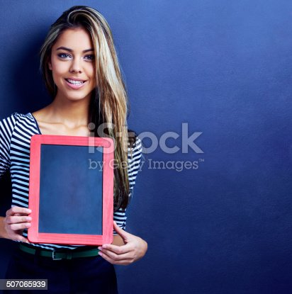 istock Get your message out there 507065939