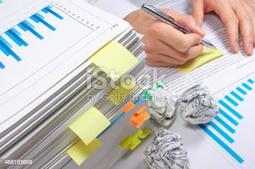 468153365 istock photo Getting a heap of work done. 468153659