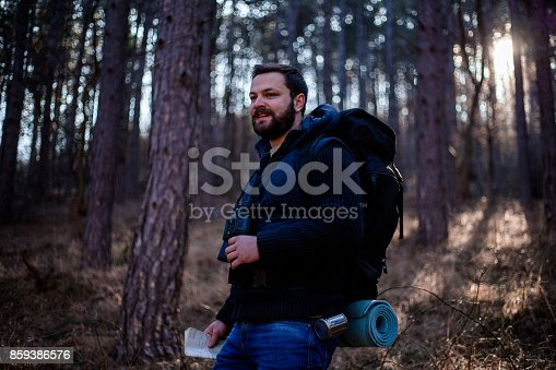 istock Getting Away From It All, All By Myself 859386576