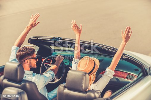 istock Getting away from it all. 481576510