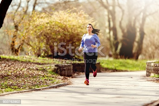 istock Getting back in shape 933763902