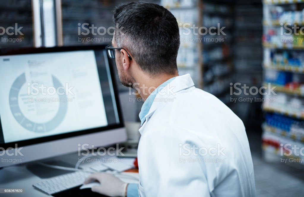 Getting hands on in the discovery of new medicines stock photo