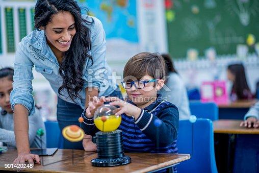 istock Getting Help From Teacher 901420248