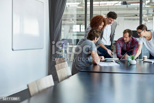 istock Getting into the nitty gritty 531113851