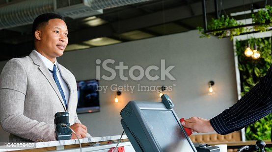 178974134istockphoto Getting my loyalty points 1046859402