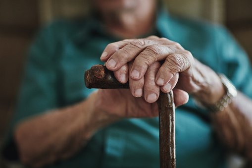 istock Getting older can bring senior health challenges 669938158