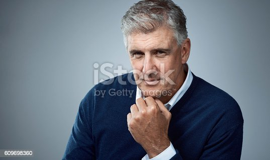 istock Getting older is serious business 609698360