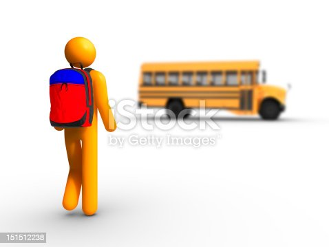 1031397608 istock photo Getting on the school bus 151512238