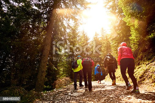 istock getting on the top 589460032