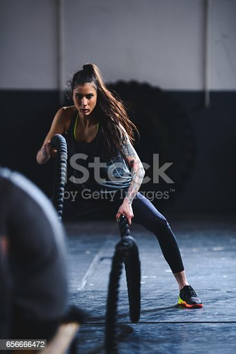 istock Getting ready for battle 656666472