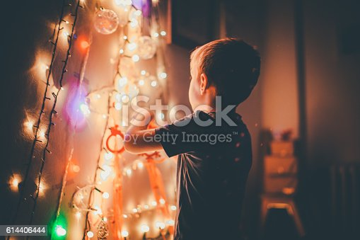 istock Getting ready for Christmas 614406444