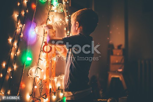 istock Getting ready for Christmas 614406624