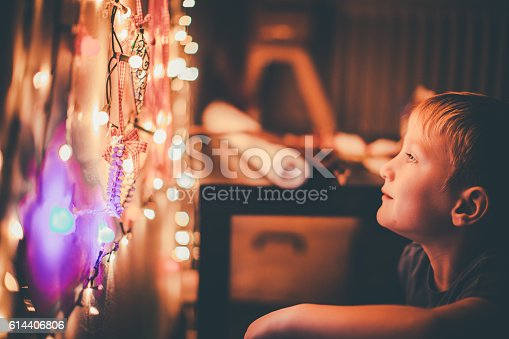 istock Getting ready for Christmas 614406806