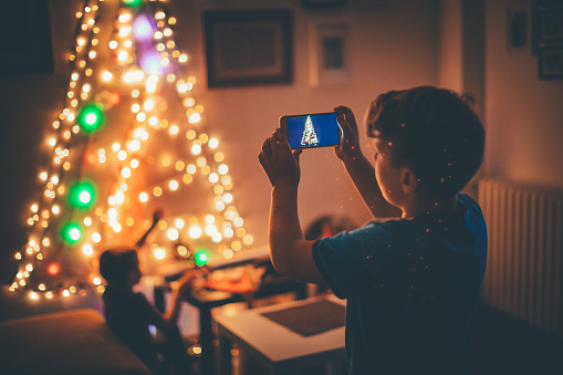 istock Getting ready for Christmas 614408314