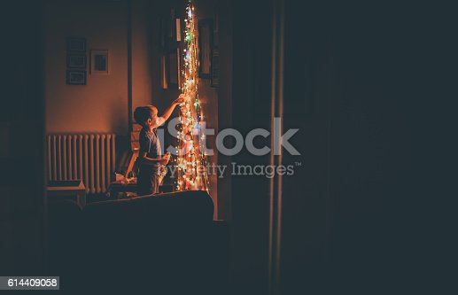 istock Getting ready for Christmas 614409058