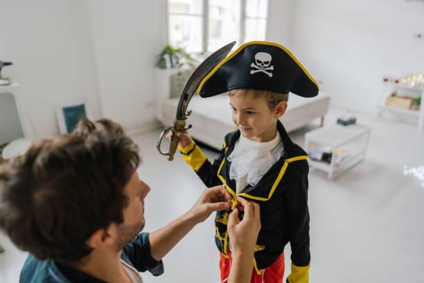 Vorbereitung auf Halloween – Foto