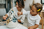 istock Getting ready for Halloween 1277804212