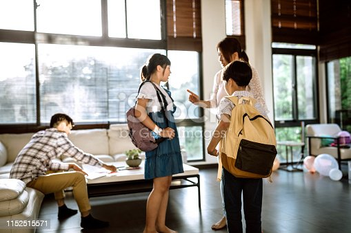 istock Getting Ready For School 1152515571