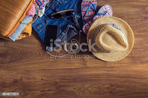 654680306istockphoto Getting ready for summer 654672924