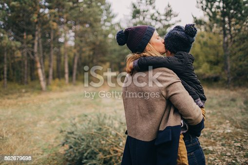 istock Getting ready for winter holidays 862679698