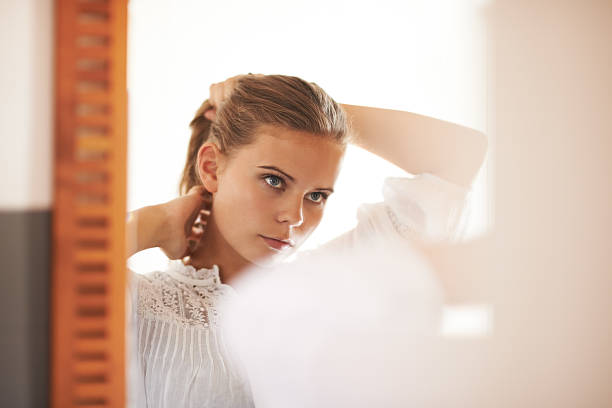 getting ready - caucasian appearance stock photos and pictures
