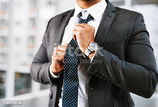 istock Getting ready to play the business game 1163703149