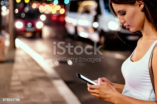 istock Getting so many messages 978534796