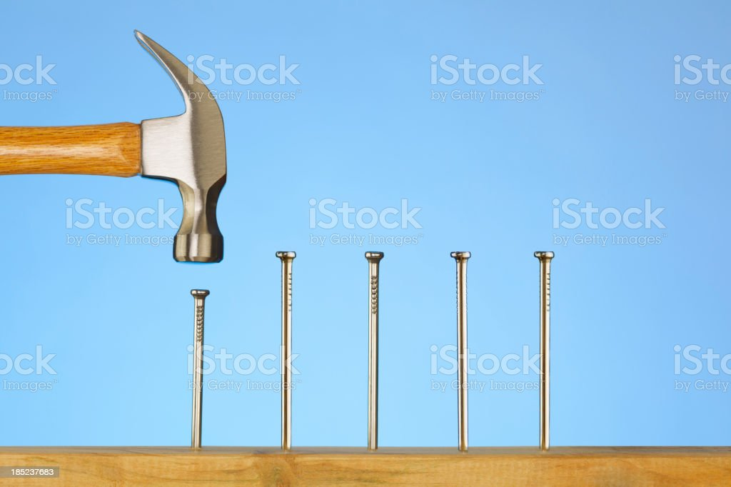 Getting Started on Home Improvement Project stock photo