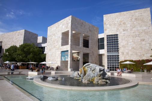 ゲッティセンターロサンゼルス - Jポールゲティ美術館の ...