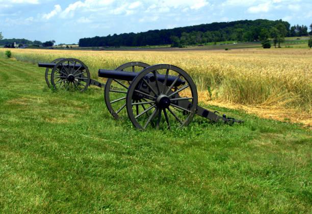 Gettysburg-Kanonen – Foto