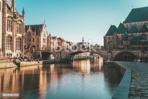 istock Ghent, Belgium 685886450
